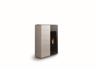 GINGER 9-12 kW DUCTED cm 95,3x32,3x115, kg 160